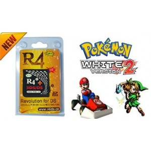 R4IGOLD+ (R4i gold 3DS plus) para 3DS y DS juegos